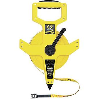 Tape measure 50 m C.K.
