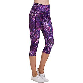 Outdoor Look Womens/Ladies Tarbet 3/4 Yoga Stretch Leggings