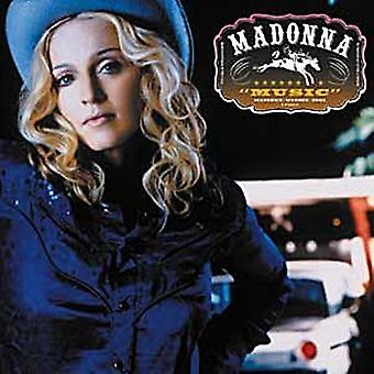 Madonna Music Steel Fridge Magnet