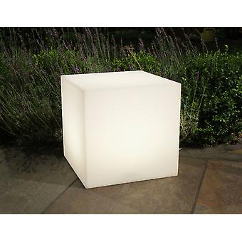 LED lights cube cube lamp Dado solar 38x38cm top quality 10769