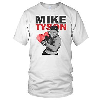 Mike Tyson Boxing Legend Mens T Shirt