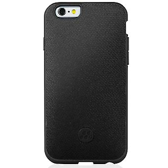 Evutec Texture ST Series Ballistic Nylon Case for Apple iPhone 6/6S - Black