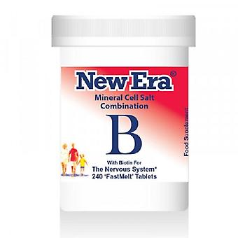 New Era, Combination B, 240 tablets