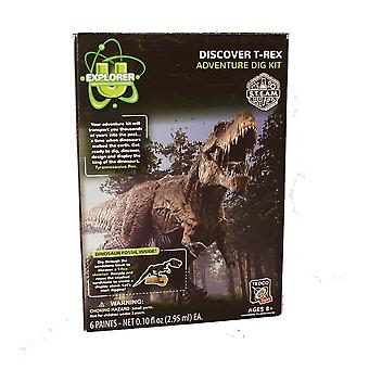 Tedco Discover T-Rex Adventure Kit