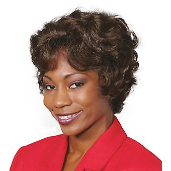 Fashion women short curly Carol wig
