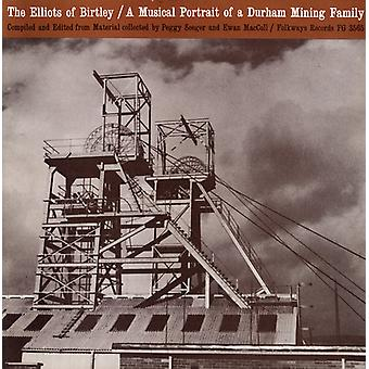 Elliot Family - Elliots of Birtley: A Musical Portrait of a Durham [CD] USA import