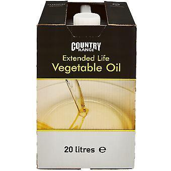 Land erweitert Leben Pflanzenöl Bag in a Box