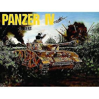 Panzer IV by Horst Scheibert - Edward Force - 9780887406775 Book