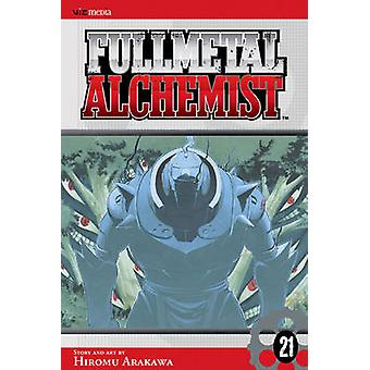 Fullmetal Alchemist von Hiromu Arakawa - Hiromu Arakawa - 978142153232