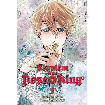Requiem of the Rose King - 3 by Aya Kanno - 9781421582597 Book
