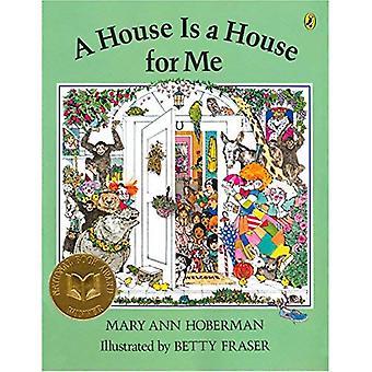 Ett hus är ett hus för mig