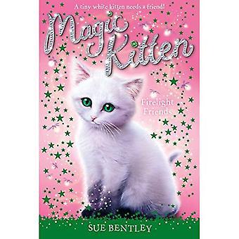 Eldskenet vänner (magiska kattunge)