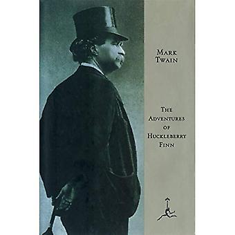 Adventures of Huckleberry Finn (Modern Library)