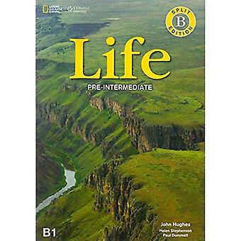 Life Bre Pre-Intermediate: Combo Split B