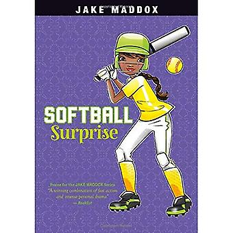 Softball Surprise (Jake Maddox)