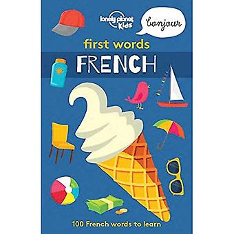 Lonely Planet First Words - French (Lonely Planet Kids)
