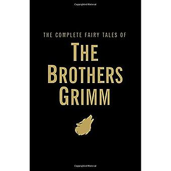 Complete Grimm's Fairy Tales (Wordsworth Library Collection)
