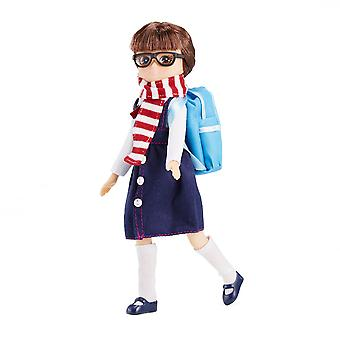 Lottie Doll School Days | Best fun gift for empowering kids ages 3 & up