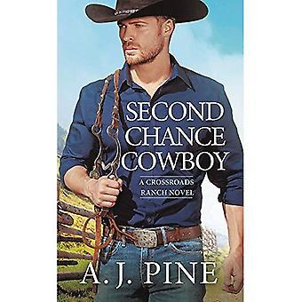 Second Chance Cowboy (Crossroads Ranch)