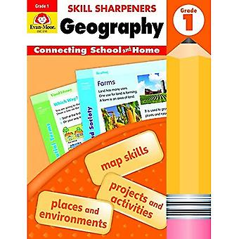 Skill Sharpeners Geography, Grade 1 (Skill Sharpeners Geography)
