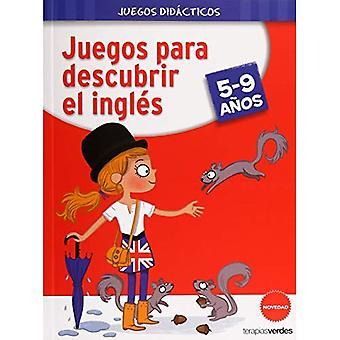 Juegos Para Descubrir El Ingles