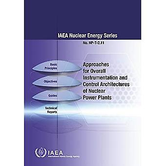 Approaches for Overall Instrumentation and Control Architectures of Nuclear Power Plants (IAEA Nuclear Energy Series)