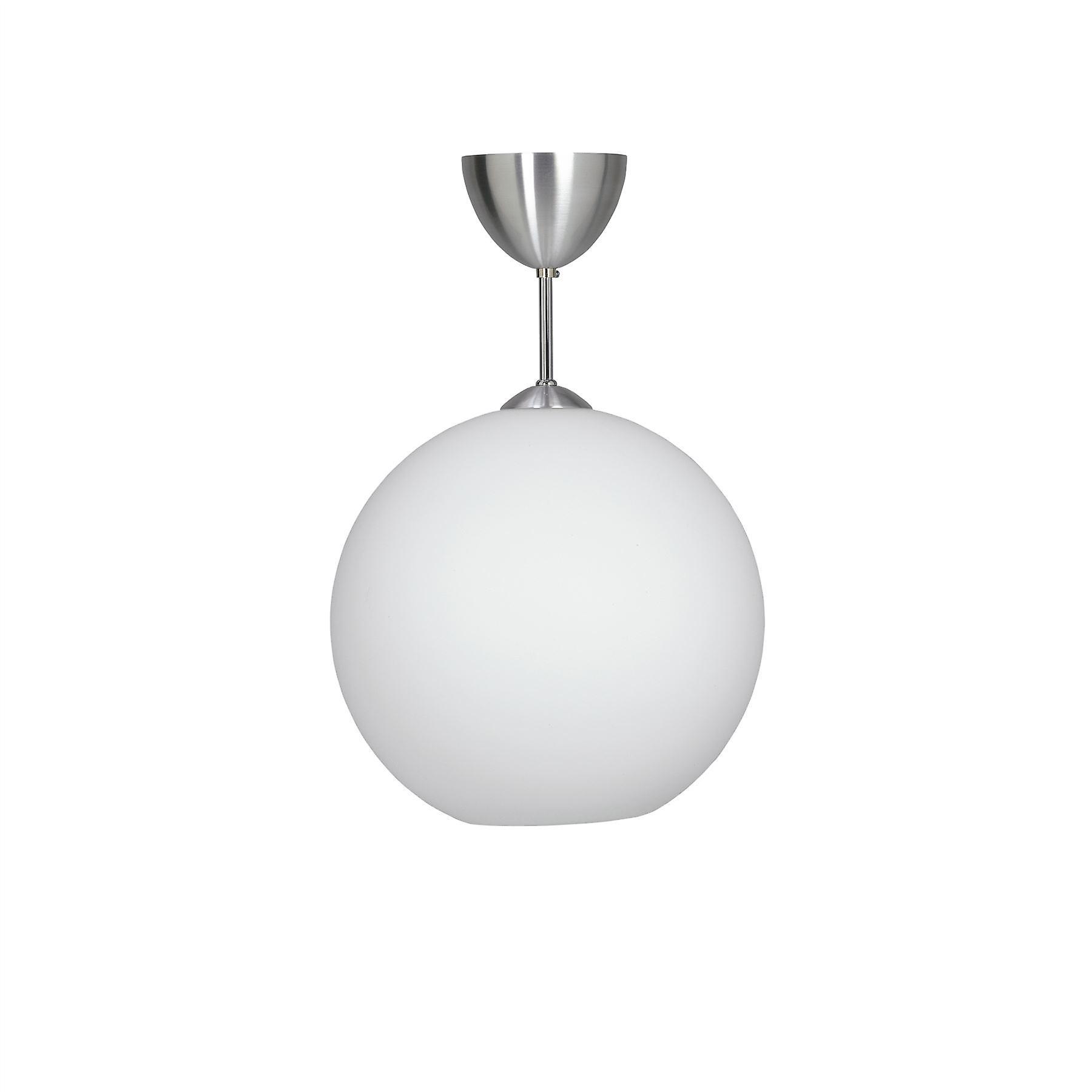 Belid - Capo Flush Ceiling lumière LED Aluminium Finish 236411