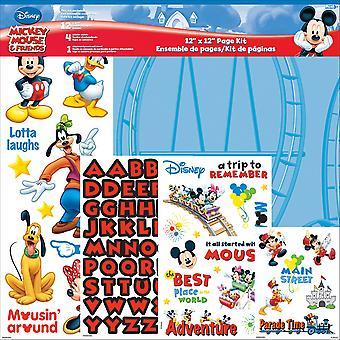 Disney Page Kit 12