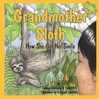 Grand-mère paresse Comment elle a obtenu son sourire de Sandusky & Thomas