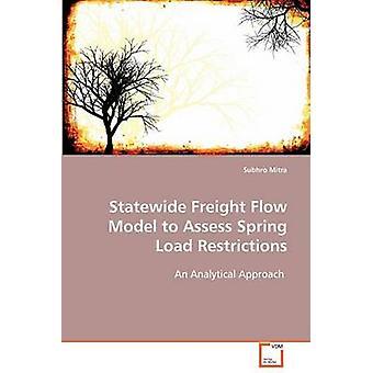 Modelo de fluxo de carga em todo o estado para avaliar as restrições de carga da mola por Mitra & Bia