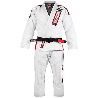 Venum Mens Elite 2.0 BJJ Gi - White