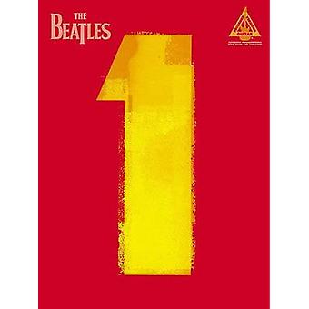 The Beatles 1 - 9780634030352 Book