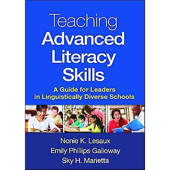 Teaching Advanced Literacy Skills - A Guide for Leaders in Linguistica