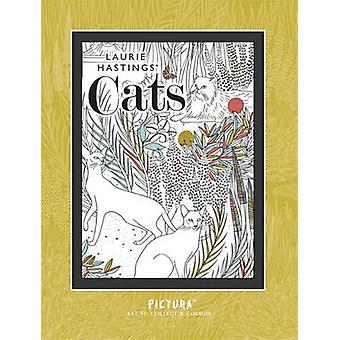 Pictura - Cats by Laurie Hastings - Laurie Hastings - 9781783702299 Bo