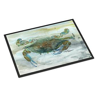 Crab a leg up Watercolor Indoor or Outdoor Mat 18x27