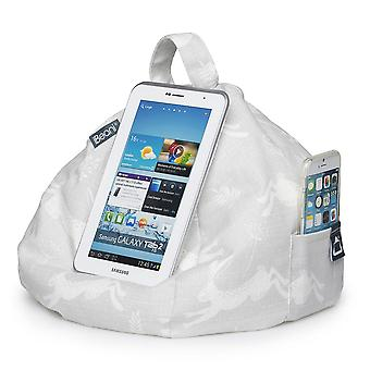Ipad, tablet & ereader bean bag stand by ibeani - jumping hare