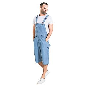 Herre dungaree shorts-4 farver