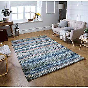 Vista OW Multi  Rectangle Rugs Plain/Nearly Plain Rugs