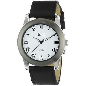 Just Watches Watch Man ref. 48-S10122WH-BK