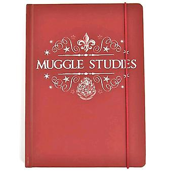 Harry Potter Muggle Studies A5 Notebook