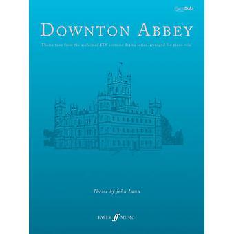 Downton Abbey Theme - Piano Solo by John Dunn - 9780571535996 Book