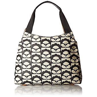 Orla Kiely Classic Zip Shoulder Bag Women's Strap Bags