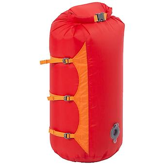 Exped Red 100% Waterproof Side Compression Bag Small