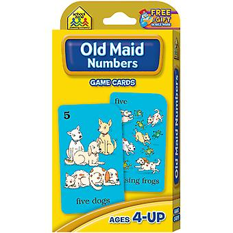 Game Cards Old Maid Szgame 5015
