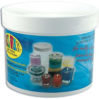 Gel Wax Candle Crafting 23 Ounces Clear 500000