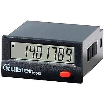 Kübler CODIX 141 Operating hours timer LCD