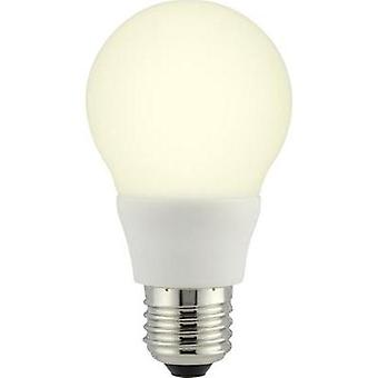 LED E27 arbitraria 6.5 W = 40 W Warm white (Ø x L) 60 x 110 mm EEC: a + Sygonix 1 PC