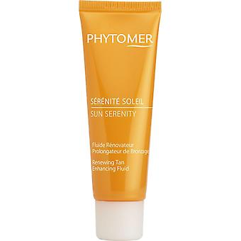 Phytomer Sun Serenity Renewing Tan Enhancing Fluid