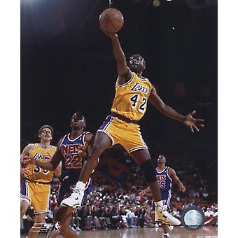 James Worthy Sports Photo