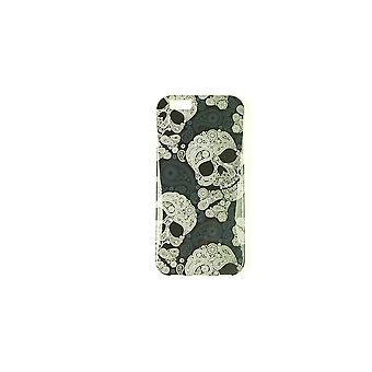 Flower Skull iPhone 6 Cover